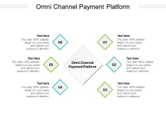 Omni Channel Payment Platform Ppt PowerPoint Presentation Model Master Slide Cpb Pdf
