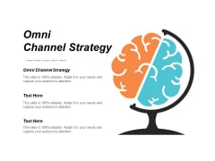 Omni Channel Strategy Ppt PowerPoint Presentation File Shapes Cpb