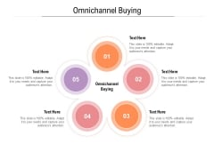 Omnichannel Buying Ppt PowerPoint Presentation Pictures Show Cpb Pdf