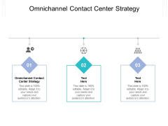omnichannel contact center strategy ppt powerpoint presentation infographic template examples cpb pdf