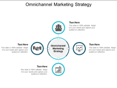 Omnichannel Marketing Strategy Ppt PowerPoint Presentation Infographics Themes Cpb