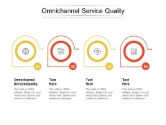 Omnichannel Service Quality Ppt PowerPoint Presentation Model Examples Cpb