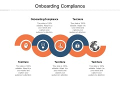 Onboarding Compliance Ppt PowerPoint Presentation Inspiration Outline Cpb Pdf