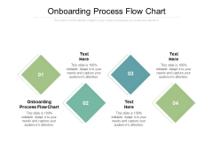 Onboarding Process Flow Chart Ppt PowerPoint Presentation Professional Inspiration Cpb
