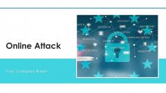 Online Attack Network Credit Card Ppt PowerPoint Presentation Complete Deck