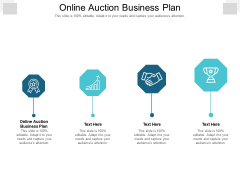 Online Auction Business Plan Ppt PowerPoint Presentation Icon Example File Cpb Pdf