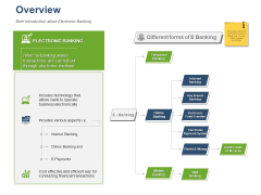 Online Banking Administration Procedure Overview Ppt Gallery Visuals PDF