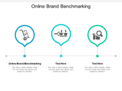 Online Brand Benchmarking Ppt PowerPoint Presentation Professional Information Cpb