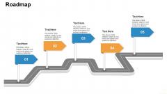 Online Business Administration Roadmap Ppt Portfolio Examples PDF