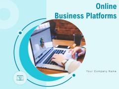 Online Business Platforms Operational Testing Performance Testing Social Media Ppt PowerPoint Presentation Complete Deck