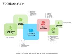 Online Business Program E Marketing Ppt Portfolio Template PDF