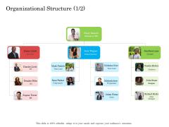Online Business Program Organizational Structure Lynch Information PDF