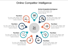 Online Competitor Intelligence Ppt PowerPoint Presentation Portfolio Objects Cpb