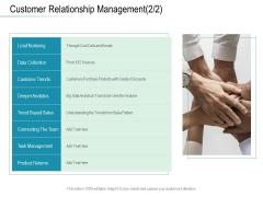 Online Distribution Services Customer Relationship Management Sales Ppt Layouts Good PDF