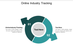 Online Industry Tracking Ppt PowerPoint Presentation Pictures Graphics Download Cpb