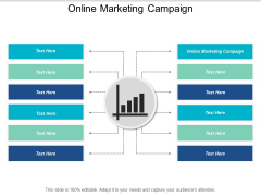 Online Marketing Campaign Ppt PowerPoint Presentation Slides Outline Cpb