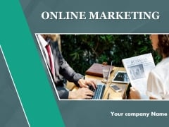 Online Marketing PowerPoint Presentation Complete Deck With Slides