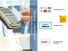 Online Payment Methodologies Template Marketing Ppt PowerPoint Presentation Outline Show