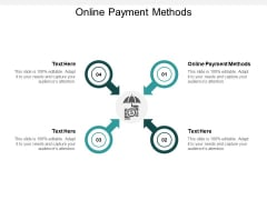 Online Payment Methods Ppt PowerPoint Presentation Summary Slide Cpb