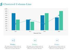 Online Payment Platform Clustered Column Line Ppt Professional Model PDF