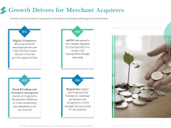 Online Payment Platform Growth Drivers For Merchant Acquirers Rules PDF