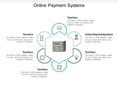 Online Payment Systems Ppt PowerPoint Presentation Portfolio Icons Cpb