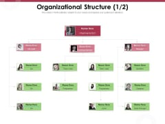 Online Product Planning Organizational Structure Ppt File Images PDF