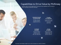 Online Promotional Marketing Frameworks Capabilities To Drive Value By Mckinsey Professional PDF