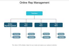 Online Rep Management Ppt PowerPoint Presentation Slides Summary Cpb