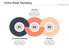 Online Retail Marketing Ppt PowerPoint Presentation Show Example Introduction Cpb