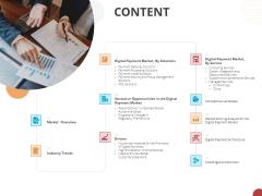 Online Settlement Revolution Content Icons PDF
