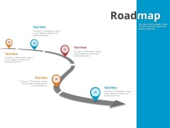 Online Settlement Revolution Roadmap Ppt Ideas Icons PDF