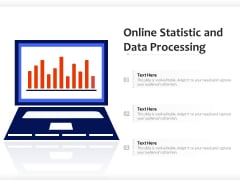 Online Statistic And Data Processing Ppt PowerPoint Presentation Slides Templates PDF