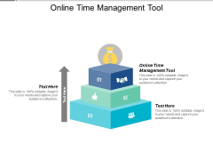 Online Time Management Tool Ppt PowerPoint Presentation Icon Show Cpb