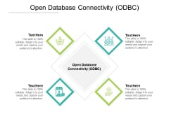 Open Database Connectivity Odbc Ppt PowerPoint Presentation Gallery Example Topics Cpb Pdf