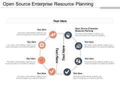 Open Source Enterprise Resource Planning Ppt Powerpoint Presentation Professional Ideas Cpb
