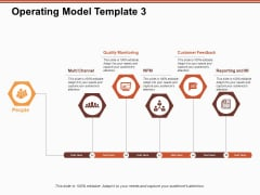 Operating Model People Ppt PowerPoint Presentation Styles Vector