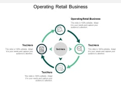 Operating Retail Business Ppt PowerPoint Presentation Slides Show Cpb