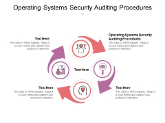 Operating Systems Security Auditing Procedures Ppt PowerPoint Presentation Slides Gallery Cpb