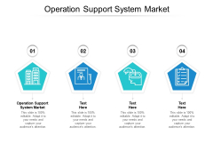 Operation Support System Market Ppt PowerPoint Presentation Infographic Template Vector Cpb