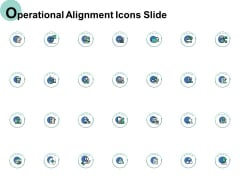 Operational Alignment Icons Slide Ppt PowerPoint Presentation Portfolio Shapes