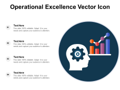 Operational Excellence Vector Icon Ppt PowerPoint Presentation Infographics Show PDF