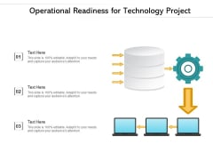 Operational Readiness For Technology Project Ppt PowerPoint Presentation Portfolio Layout Ideas PDF