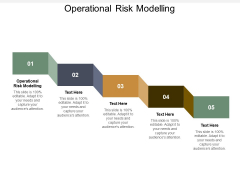 Operational Risk Modelling Ppt Powerpoint Presentation Ideas Background Image Cpb