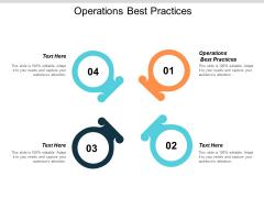 Operations Best Practices Ppt PowerPoint Presentation Portfolio Templates Cpb