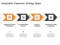 Opportunities And Threats For Penetrating In New Market Segments Geographic Expansion Strategy Steps Introduction PDF