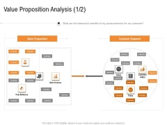 Opportunities And Threats For Penetrating In New Market Segments Value Proposition Analysis Customer Sample PDF