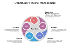Opportunity Pipeline Management Ppt PowerPoint Presentation Pictures Design Inspiration Cpb Pdf