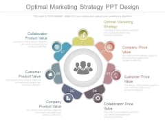 Optimal Marketing Strategy Ppt Design