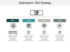 Optimization SEO Strategy Ppt PowerPoint Presentation Portfolio Layouts Cpb